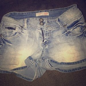 💐4for14-No boundaries Women's Shorts used